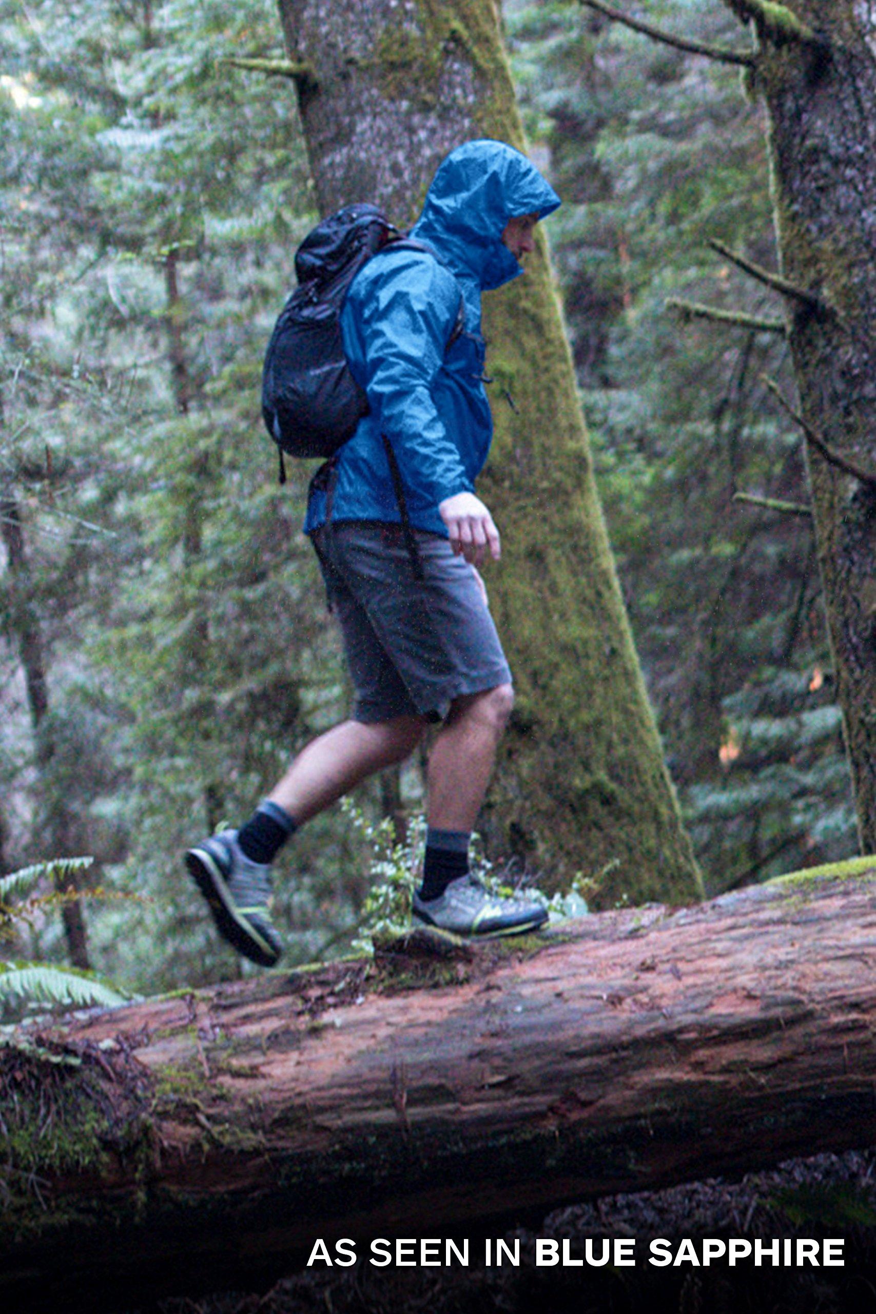 91UC3fHqdWL - Marmot PreCip Lightweight Raincoat, Men, Waterproof, Windproof & Breathable