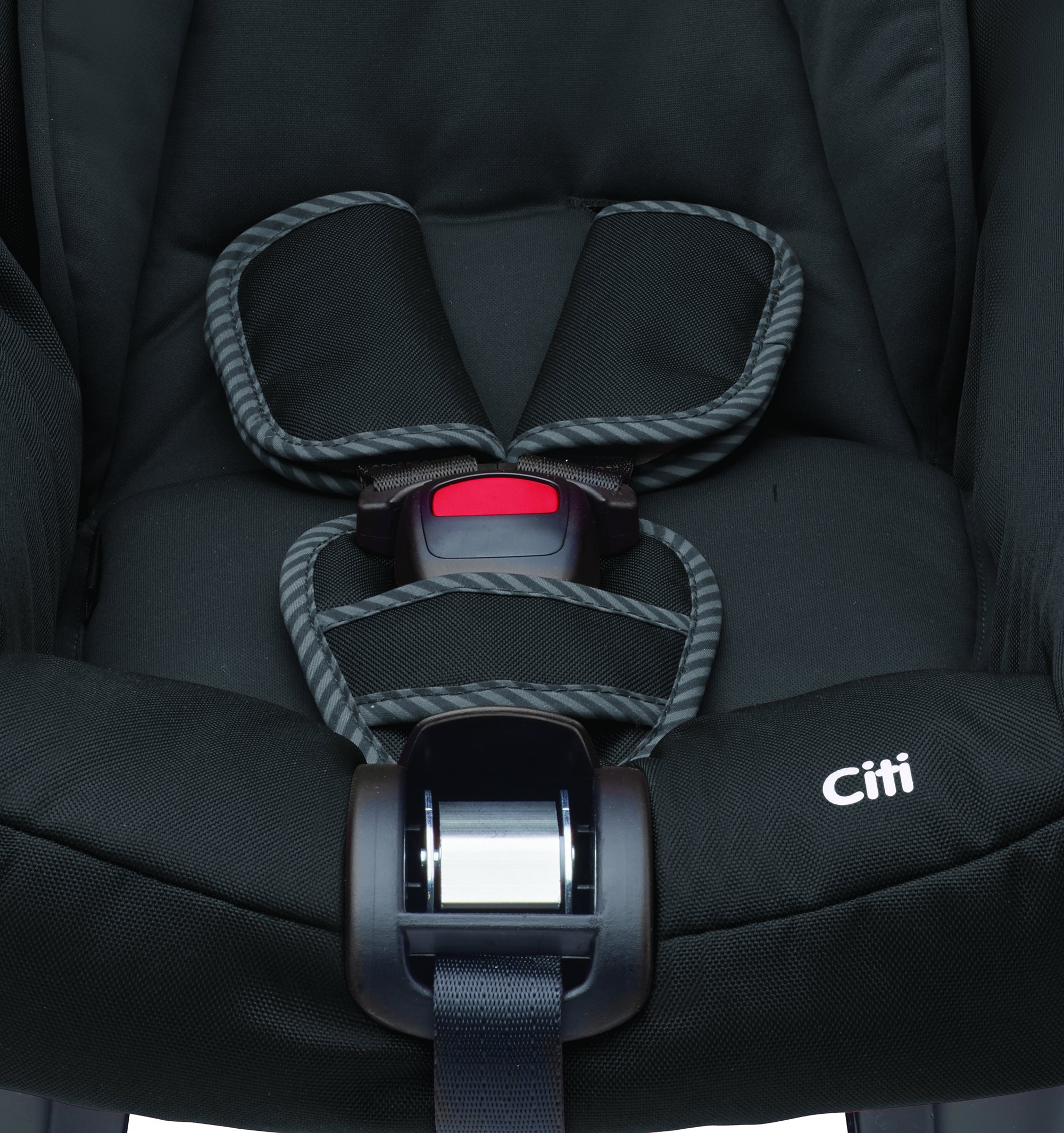 Maxi-Cosi Kinderautositz Citi Black Raven Maxi-Cosi Side protection system, guarantees optimal protection in the event of a side impact Lightweight, light weight and ergonomically shaped safety bar for use as carrying handle Practical travel system 8