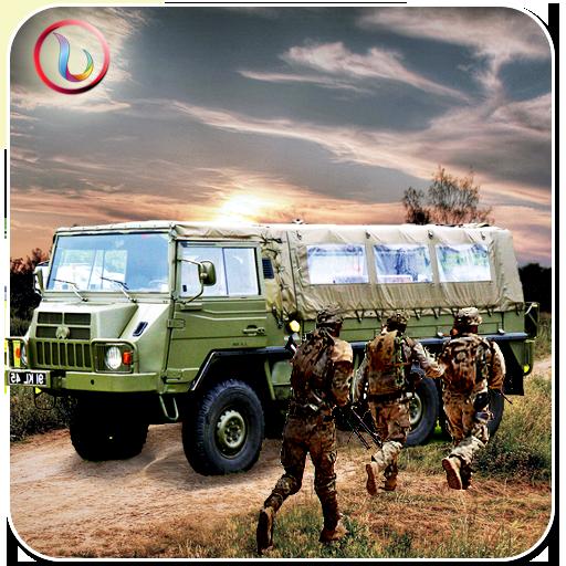 drive armée militaire camion gratuit