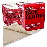 ProDec PTR10P Tack Cloths, kremowy, zestaw 10 sztuk