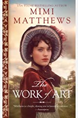 The Work of Art: A Regency Romance Kindle Edition