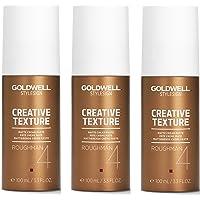 Goldwell Stylesign Creative Texture Roughman Set 3 x 100ml