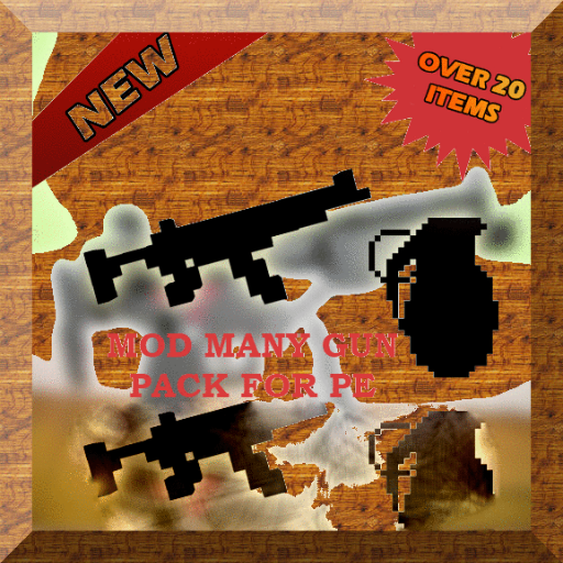 Mob Outfit (mod many guns pack for pe)