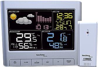 Technoline WS 6449 Wetterstation mit LED-Anzeige