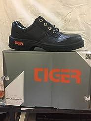 Tiger Men's Low Ankle Lorex Steel Toe Safety Shoes