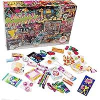 C&T 90er Süßigkeiten Adventskalender 2021 | 24x Retro Candy der neunziger Jahre | Vintage Nostalgie Weihnachts-Kalender…