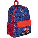 Marvel Mochila escolar de Spiderman, Mochila infantil, Mochila Niño 39cm, Regalos Para Niños