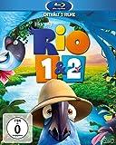 Rio 1&2 [Blu-ray]
