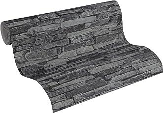 A.S. Création Vliestapete Best Of Wood And Stone Tapete In Stein Optik  Fotorealistische Steintapete Naturstein 10