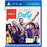 Singstar Ultimate Party PS4 Game