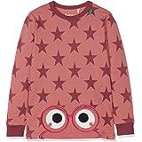 Fred's World by Green Cotton Star Peep T Camiseta para Niñas