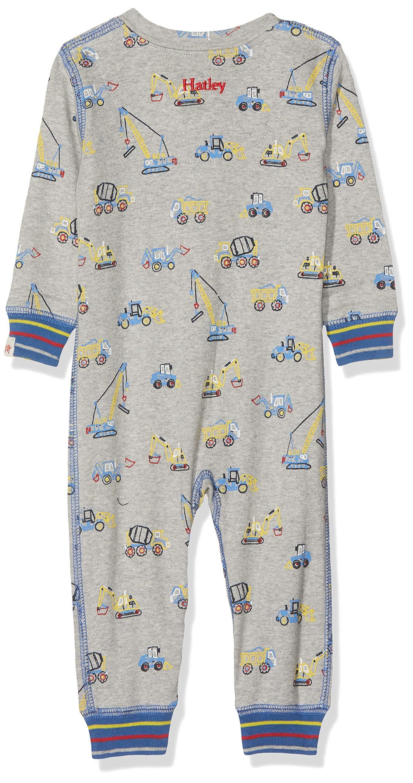 Hatley Organic Cotton Sleepsuit Pelele para Dormir para Bebés 2