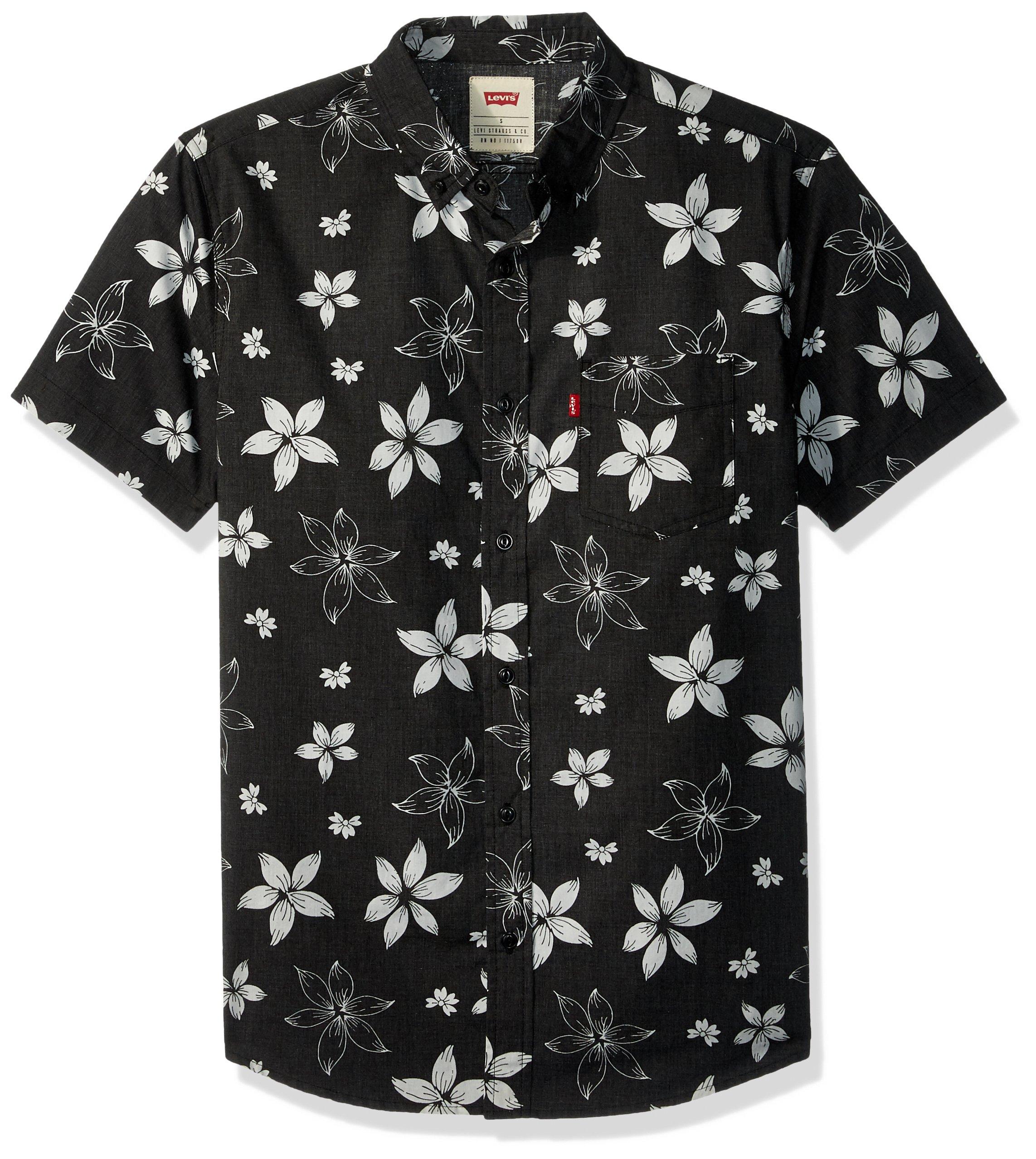 Levi's Gatland – Camisa tejida de manga corta para hombre