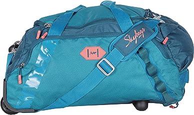SKYBAGS 65Cm Unisex Medium Soft Luggage Duffel Bag-DFTXENH65TEL(Teal)