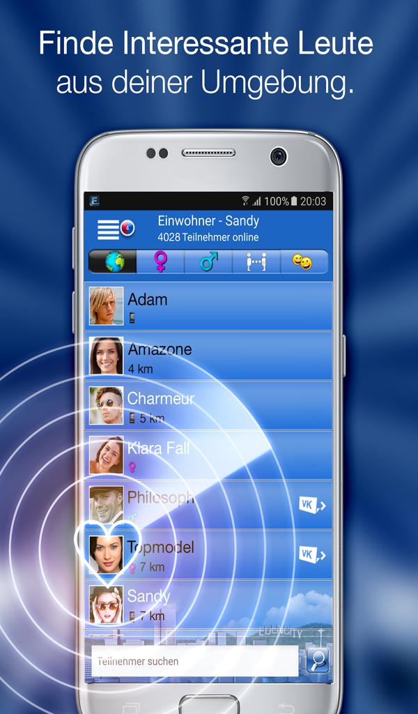 Kostenlose flirt app für android