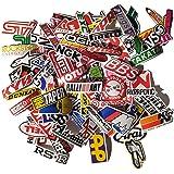 100 pegatinas de Moto Racing, Motocross stickers,pegatinas para coche, moto, camioneta, BMW, Subaru, Pirelli, Akrapovic, AMG,