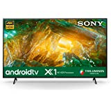 Sony Bravia 164 cm (65 inches) 4K Ultra HD Certified Android LED TV 65X8000H (Black) (2020 Model)