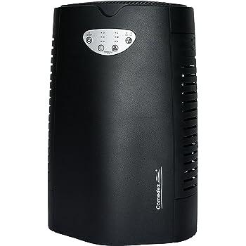 Comedes LR 50 Rauchverzehrer, Luftreiniger & Ionisator, 5-Stufen-HEPA-Kombifilter, Ideal für Allergiker und Raucher, Räume bis 30m²