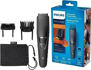Philips Bartschneider Series 3000 BT323614, 40 Längeneinstellungen, 3 Tage Bart einfach gemacht