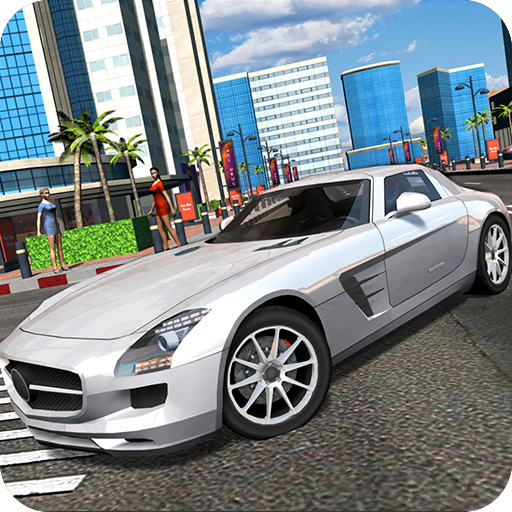 Luxury Supercar Simulator (Online-auto-spiele)