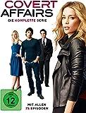Covert Affairs - Die komplette Serie