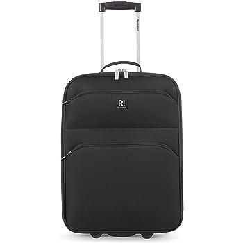 Revelation Suitcase Kos, 2 Wheel Spinner, Cabin, 55cm-36L, Black