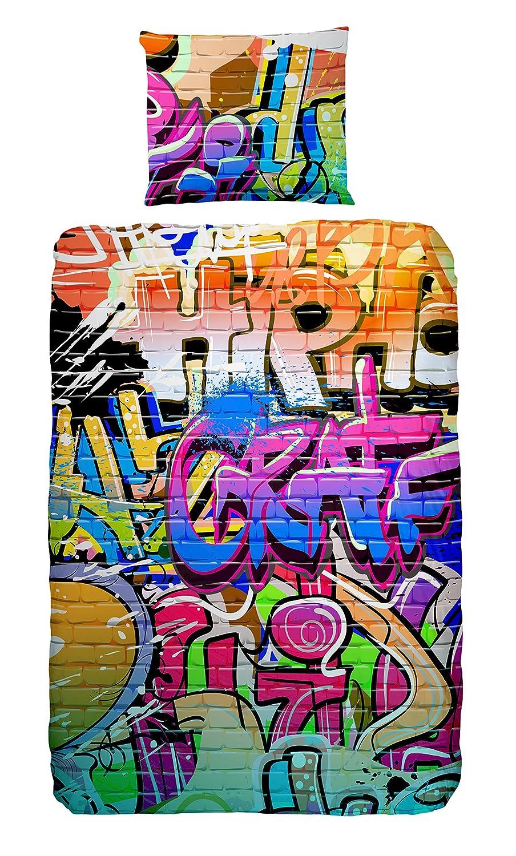 Bettwäsche Graffiti My Blog