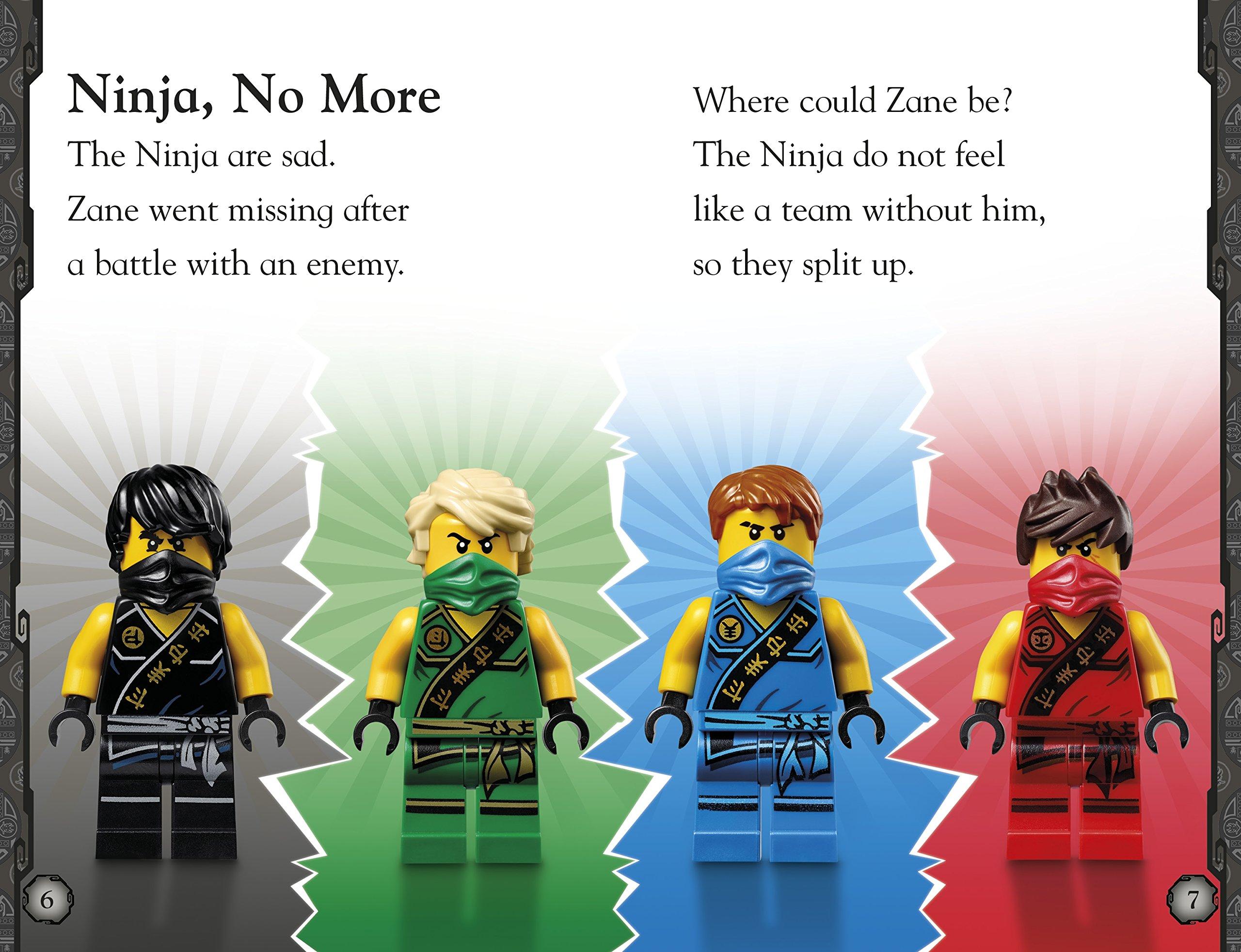 Ninja, Go! 4 spesavip