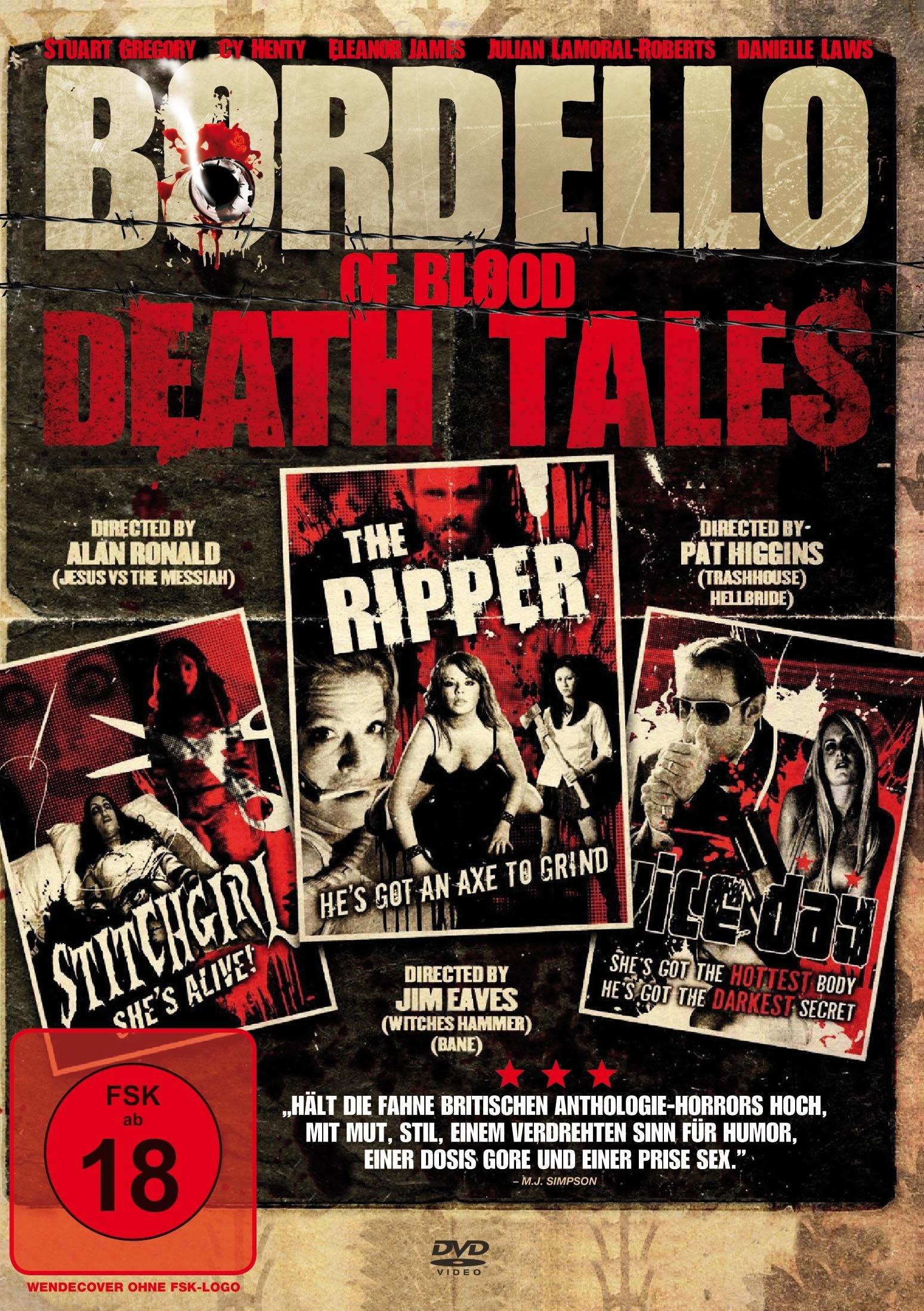 Bordello of Blood - Death Tales [Edizione: Germania]