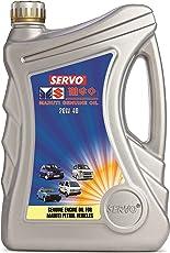 Servo MGO 20W-40 Engine Oil for Maruti Vehicles (3 L)