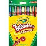 Crayola Twistables Crayons, 12 pieces