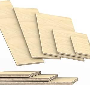 50x30 cm 15mm Panneau de contreplaqu/é d/ébit/é /à 200cm en longueur panneaux multiplex