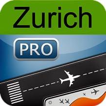 Flughafen Zürich + Flug-Tracker