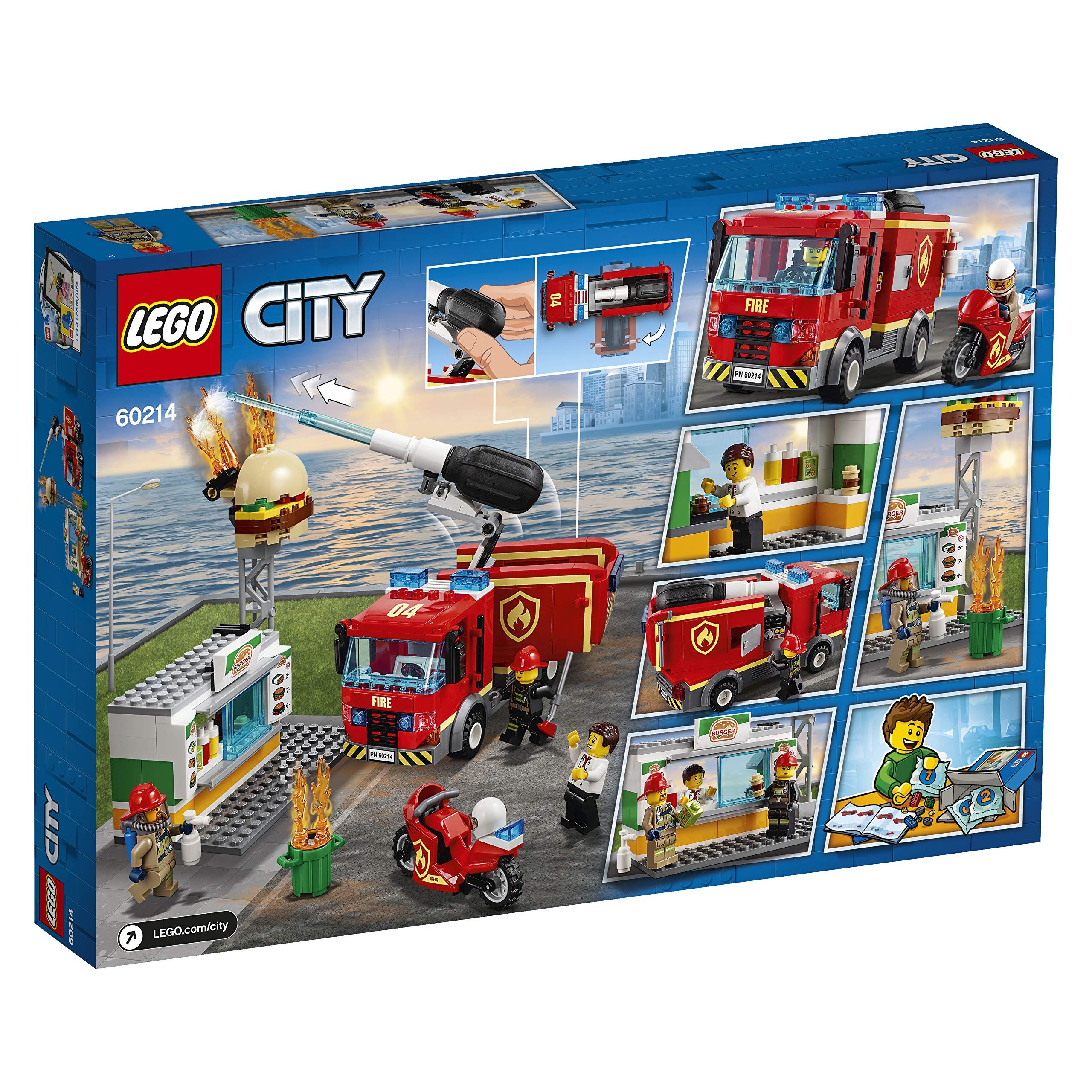 LEGO New Item Fireman/'s Ax Tool Minifigure Accessory
