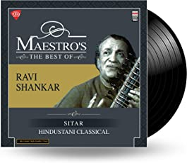 Record: Maestro's - The Best of Ravi Shankar