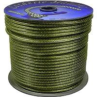 Corderie Italiane 002044499 Câble Séchoir à linge acier laiton, transparent, 4 mm