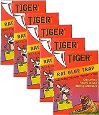 MMR Non-Toxic Rat Glue Trap (9X7-inch) - Set of 5