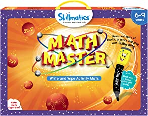 Skillmatics Educational Game : Math Master