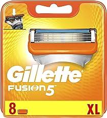 Gillette Fusion Rasierklingen für Männer, 8Stück