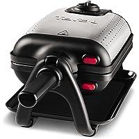 Tefal WM755D12 2waffle 1200W Nero  Acciaio inossidabile piastra per waffle