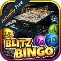 Blitz Bingo: Escape Island