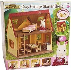 Sylvanian Families 2778 - Starter-Haus, Puppenhaus