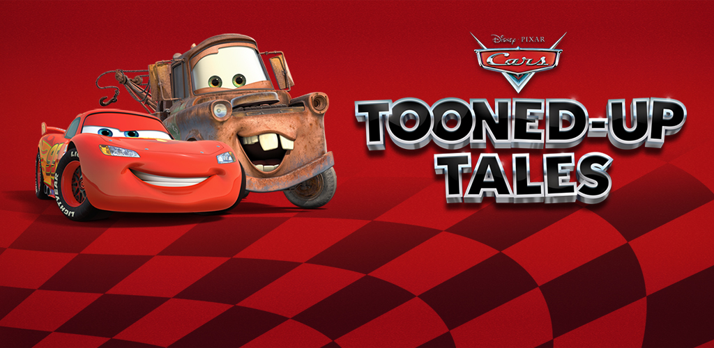 Image of Cars Tooned-Up Tales