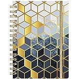 Agenda 2021 Semainier A5, Agenda 2021 de janvier à décembre, poche intérieure, 21,5 x15,5 cm