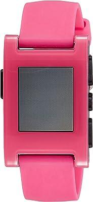Pebble SmartWatch orologio veglia, rosa, Serie limitata