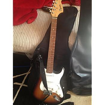 Fender Bullet Squier Stratocaster in Sunburst