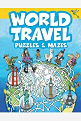 World Travel Puzzles and Mazes Kindle Edition