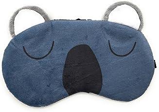 24x7 eMall Cute Koala Eye Shade Cartoon Blindfold Eyes Cover for Proper Sleep (Koala) - Pack of 1