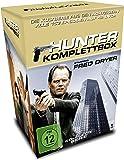 Hunter - Gnadenlose Jagd - Die Komplettbox mit allen 153 Folgen auf (Cigarette Box mit Episodenguide und Sammelkarten