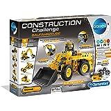Clementoni 59030.8 Construction Challenge-Baufahrzeuge